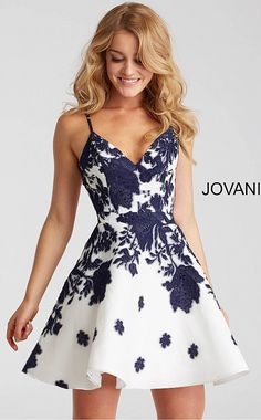 White Homecoming Dresses,Navy Embroidery Floral Homecoming Dresses,Beaded Homecoming Dresses,Short Prom Dresses,Spaghetti Straps Party Dresses · Starry Girl Dress · Online Store Powered by Storenvy Dresses Short, Knee Length Dresses, Casual Dresses For Women, Elegant Dresses, Cute Simple Dresses, Cute Dresses For Teens, Pretty Short Dresses, Short A Line Dress, Short Sundress