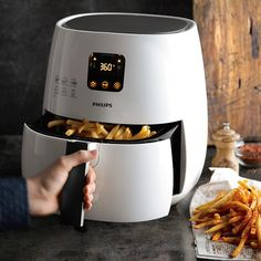 Philips Viva Digital Airfryer with Variety Basket | Williams-Sonoma