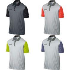 New For 2014 Nike Golf Lightweight Innovation Colour Men's Golf Polo