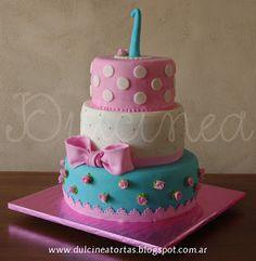 Torta Shabby Chic