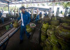 Hasanuddin: PNS Dilarang Konsumsi Elpiji Subsidi 3 Kg