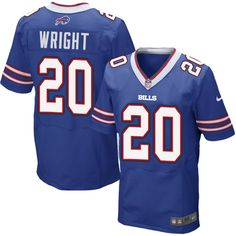 Bears Brian Urlacher jersey Nike Bills Ronald Darby Royal Blue Team Color  Men's Stitched NFL New Elite Jersey