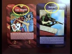 Top 23 Illuminati Cards that Parallel Current Events & Predicted the Future