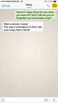 11Witty Put-Downs toDull Text Pickup Lines