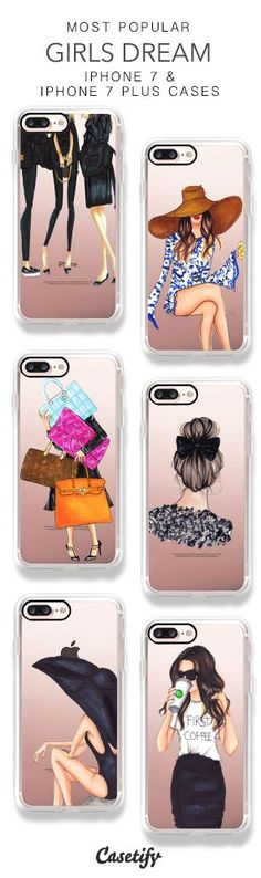Most Popular Girls Dream iPhone 7 Cases & iPhone 7 Plus Cases here > https://www.casetify.com/melsys/collection