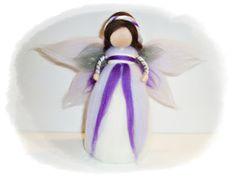 Weihnacht - Engel aus Märchenwolle , Weihnachten von Maschenlädchen auf DaWanda.com