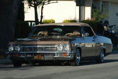 Love the color My Dream Car, Dream Cars, Chevrolet Impala 1965, Chicano, Lo Rider, 64 Impala, Classic Chevrolet, Us Cars, Sexy Cars