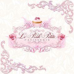 Le Pink Petite Patisserie Logo Design