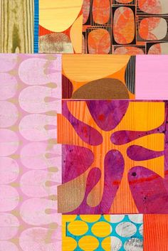 Rex Ray - Calendar 2014 - Poster Calendar - Wall Calendar 50 cm X 70 cm Collages, Collage Art, Textures Patterns, Print Patterns, Art Plastique, Art Lessons, Modern Art, Cool Art, Calendar 2014