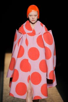 Comme Des Garcons AW12.   No need for Comment.! I think it speaks for itself, don't you.