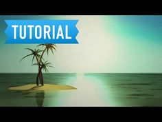 After Effects Tutorials ● Palm Tree Effect - YouTube