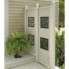 lattice framed rona - Google Search