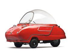 1966 Peel Trident - microcar