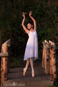 Dancer in the woods   Desiree Prakash Studio