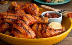 48 Seriously Delicious Grilled Chicken Recipes