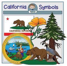 Alabama state symbols clipart | Alabama, US states and Symbols