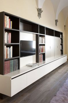 Apartment Renovation on Via dei Pellegrini by CMT Arch (5)