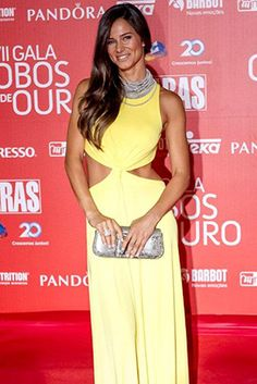 Claudia Vieira - Globos de Ouro
