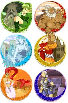 Seven Sages of Hyrule