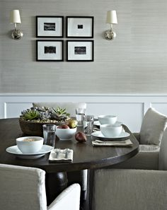 West Village Waterfront || Dining Area Details || Chango & Co.