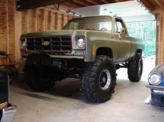1986 Chevy K10 Lifted | ... The 1947 - Present Chevrolet & GMC Truck Message Board Network
