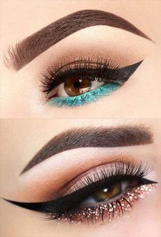 25 Must Know Eyeliner Hacks - 25 Crucial Eyeliner Hacks to Know - Winged Looks and Easy Makeup Tricks and Guides for Liquid Pencil and Gel Styles. Step by Step Tutorials with Pictures using Tape or a Spoon thegoddess.com/eyeliner-hacks