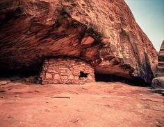 House on Fire, Utah Photography, Desert Landscape Photo, Fine Art Native American Print
