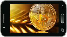 Fajny dzwonek,budzik do telefonu - Bitcoin Billionaire