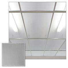 Polyline Clear Ceiling Tiles - Ceilume Ceiling Tiles www.ceilume.com/