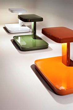 Bouroullec // Piani - flos; nice design by the masterly Bouroullec brothers