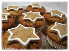Joulurinkilä | Reseptit | Kinuskikissa Kermit, Margarita, Sweet Tooth, Muffin, Cupcakes, Yummy Food, Candy, Cookies, Baking