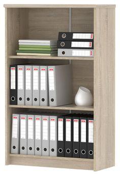 Regál malý JH030, dub sonoma Kancelářská sestava JOHAN je dokonale funkčním a prakticky zorganizovaným prostorem, nepostrádajícím ani dostatečně reprezentativní vzhled. Tento systém se skládá ze 16 prvků, ze kterých je možné sestavit kancelář dle vašich … Lockers, Locker Storage, Police, Cabinet, Furniture, Home Decor, Shelf, Jelly Cupboard, Home Furnishings
