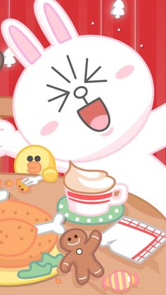 Cover Wallpaper, Lines Wallpaper, Brown Wallpaper, Iphone Wallpaper, Cute Backgrounds, Cute Wallpapers, Line Cony, Cony Brown, Brown Bear