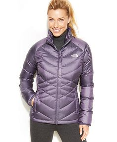 The North Face Aconcagua Down Puffer Jacket I want!!!