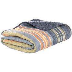 Eddie Bauer Quilted Throw, Yakima Valley, 50 x Eddie Bauer cotton Quilted Throws are great to use in any room of your home. They are cotton, featuring signature Eddie Bauer plaids. Coordinate with our best selling Eddie Bauer quilts in the same patterns. Knitted Throws, Cotton Blankets, Cotton Quilts, Eddie Bauer, Quilted Throw Blanket, Striped Quilt, Cozy Blankets, Quilt Sets, Decoration