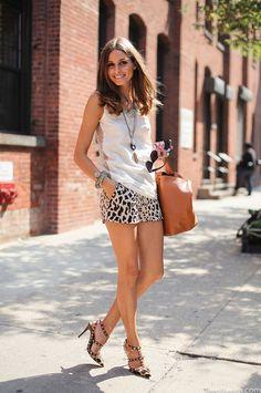 Olivia Palermo at NYFW