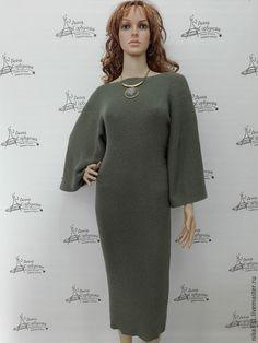 Купить или заказать Платье-лапша в интернет-магазине на Ярмарке Мастеров.  Платье связано 73928e42313