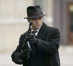 Johnny Depp | Public Enemies