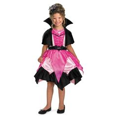 You won't have to worry about having a an amazing Halloween costume with our collection of girls' vampire costumes, which also make great scary costumes. Girls Vampire Halloween Costume, Gothic Vampire Costume, Vampire Costumes, Scary Costumes, Teen Girl Costumes, Costumes For Teens, Boy Costumes, 70s Costume, Circus Costume