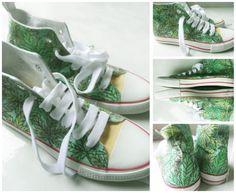 Blaya sneakers.