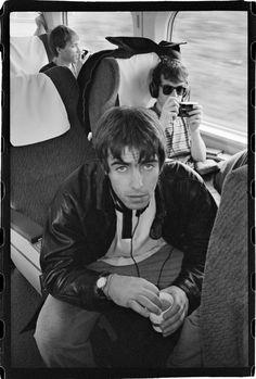 ✨ Gene Gallagher, Lennon Gallagher, Liam Gallagher Oasis, Liam Oasis, Oasis Music, Beady Eye, My Big Love, British Rock, My Generation