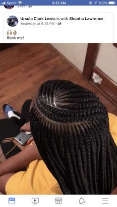 61 Totally Chic And Colorful Box Braids Hairstyles To Wear! Black Girl Braids, Braids For Black Hair, Girls Braids, African Braids Hairstyles, Weave Hairstyles, Girl Hairstyles, African Braids Styles, Hairstyles Pictures, Kinky Hair