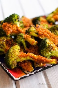 Quinoa Roasted Broccoli