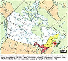 Canada East Still dealing with the British/ French and Catholic/Protestant segregations George ETienne Cartier had the most powerful political party, the Parti Bleu Focused on Railways and economic.