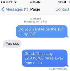 33 hilarious text messages from exes - Funny Troll & Memes 2019 Funny Quotes About Exes, Funny Texts Jokes, Text Jokes, Funny Text Fails, Funny Text Messages, Stupid Funny Memes, Funny Relatable Memes, Haha Funny, Hilarious Jokes