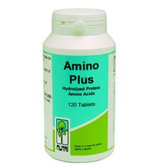 Manufacturer: Nutri, Product: Amino Acid Plus, Category: Vitamins,   www.tonicvitamins.com