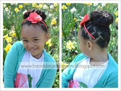 Beads, Braids and Beyond: March 2012