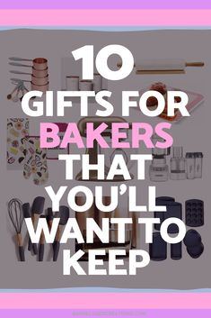 Totally awesome gifts for bakers that you'll want to keep instead,  #baking #giftideas #giftguide #cooking #kitchen @barrelagedcreations #bake #foodie #baker #food #dessert #cake #cookies #pastry #cupcakes #bread #kitchengifts #cookinggifts #giftsforher #giftsforhim #pie Best Food Gifts, Gourmet Food Gifts, Gourmet Food Store, Kitchen Gifts, Kitchen Stuff, Cake Cookies, Cupcakes, Cake Stand With Dome, Food Gift Baskets