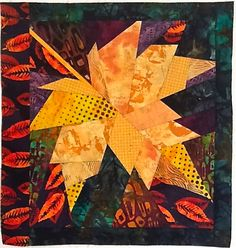 leaf quilt blocks | ... for quilt blocks among quilters autumnal leaves christmas holly