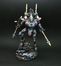 Cicero, Harlequin Wraithknight